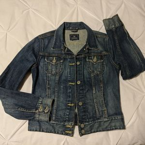 Lucky Brand Jeans Jacket